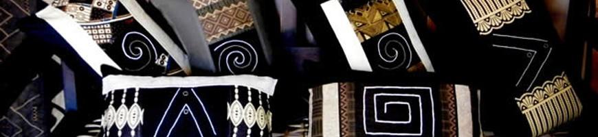 S.E.E.D (Singisi Exclusive Ethnic Designs) Cushions